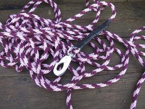Lina av flätat rep
